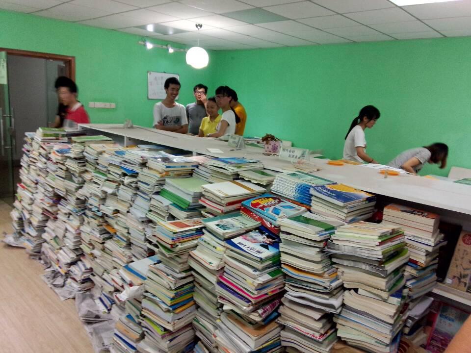 大学公益策划书_【活动风采】书籍接力,爱心传递-共青团重庆大学委员会